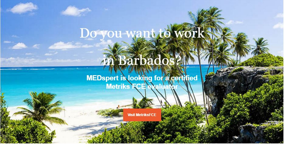 Do you want to do an FCE in Barbados?